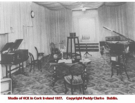Irish Broadcast History