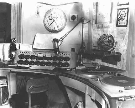 Broadcast History - Tucson Radio